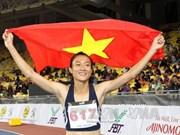 SEA Games 29: le Vietnam continue de décrocher la médailles d'or