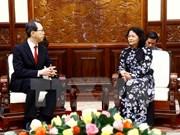 Renforcement de la coopération avec Fukushima (Japon)