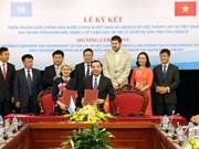 Le Vietnam et l'UNESCO établissent les centres de la physique et des mathématiques