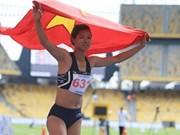 SEA Games 29 : et de 15 pour l'athlétisme vietnamien !