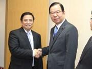 Vietnam-Japon : renforcement des relations entre les Partis communistes