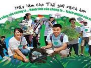 "La campagne ""Pour un monde plus propre"" 2017 sera organisée à Hoa Binh"