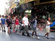 Le nombre de touristes étrangers au Vietnam en hausse de 18,5% en août