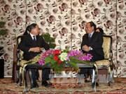 Promouvoir la coopération entre Hô Chi Minh-ville et les localités chinoises