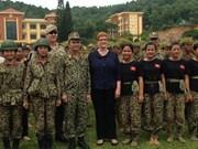 Vietnam-Australie : coopération de plus en plus étroite dans la défense