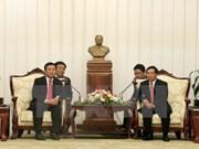 Ho Chi Minh/Kaysone Phomvilhane : leurs pensées à la base des révolutions vietnamienne et laotienne
