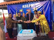 Célébration des 50 ans de la fondation de l'ASEAN au Brésil