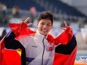 SEA Games 29 : Kim Son fait sensation sur 400 m x 4 nages