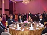 Les relations entre le Vietnam et le Cambodge se développent rapidement
