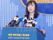 Le Vietnam appelle à la dénucléarisation en péninsule coréenne