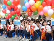 Vietnam: rentrée scolaire pour près de 20 millions d'élèves et étudiants