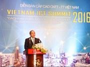 Sommet des technologies de l'information et de la communication