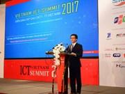 Le Sommet des technologies de l'information du Vietnam à Hanoi