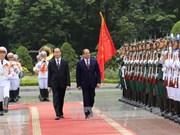La visite du président égyptien au Vietnam revêt une signification importante