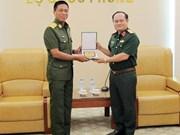 Vietnam et Myanmar coopèrent dans la médecine militaire