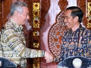 Singapour et Indonésie approfondissent leur coopération