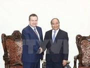 Le Vietnam développe ses liens traditionnels avec la Serbie