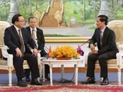 Hanoi et Phnom Penh renforcent la coopération bilatérale