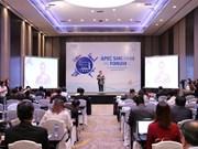 L'APEC cherche à améliorer la compétitivité des startups