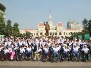 Cérémonie de départ de la sélection nationale pour les ASEAN ParaGames 9