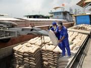 Forte croissance des exportations de clinker et de ciment en Chine