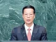 La coopération Chine-ASEAN connaît de grands progrès dans plusieurs domaines