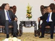Le PM Nguyên Xuân Phuc reçoit l'ambassadeur de Slovaquie au Vietnam