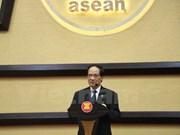 L'ASEAN renforce la coopération avec les Nations Unies et la Suisse