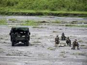 États-Unis et Philippines lancent un exercice conjoint contre le terrorisme