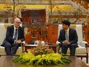 Hanoi souhaite bénéficier des expériences danoises dans le développement urbain