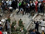 Séisme au Mexique : Message de condoléances du Vietnam
