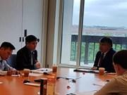 Vietnam et Etats-Unis intensifient les relations syndicales