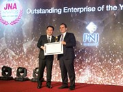PNJ dans le top des premiers vendeurs de bijoux d'Asie