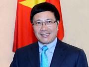 Pham Binh Minh à la 72e session de l'Assemblée générale de l'ONU