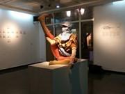 """Installation : """"Le sourire de la mutation"""" en exposition à Hanoï"""