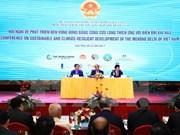Le gouvernement décide de développer durablement le delta du Mékong