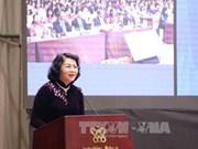 Dialogue public-privé sur les femmes et l'économie