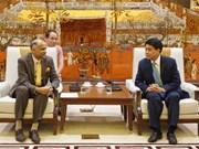 TIC : l'Inde va financer un projet à Hanoï