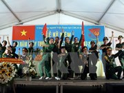 L'Espace de la culture vietnamienne en Allemagne fête son anniversaire