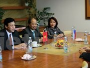 Renforcement de la coopération avec des localités tchèques