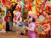 Fête de la Lune pour les enfants à Hanoï