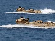 Exercice conjoint antiterroriste Philippines-Etats-Unis