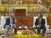 Hanoi veut coopérer avec les localités belges