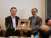 Des hommes d'affaires vietnamiens en Australie contribuent à la diplomatie économique