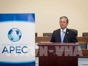 Echange de vue sur la structure de sécurité en Asie-Pacifique