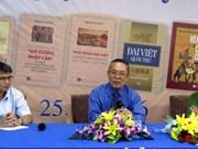 Des livres sur le Vietnam au 18ème siècle remportent un prix