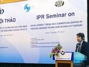 Le Vietnam et le Japon partagent des expériences dans la commercialisation des inventions