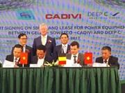 Hai Phong: mise en chantier d'une zone industrielle portuaire de 260 millions de dollars