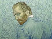 Projection d'un film sur Van Gogh au Vietnam