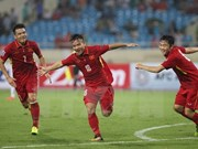 Asian Cup 2019 : le Vietnam remporte la victoire face au Cambodge